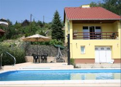 Luxus-Ferienhaus mit Pool